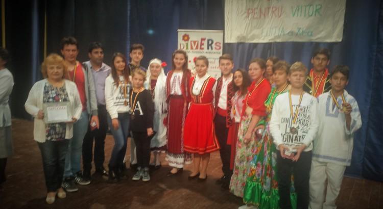 Toate cele 3 echipe din Tulcea la Diversitate, Pitesti 2017